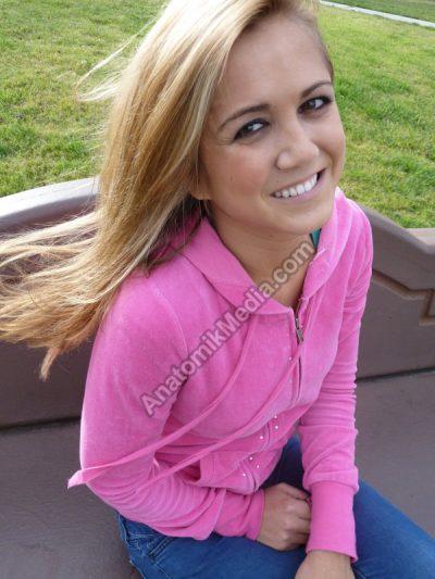 Ashley Chillin in the Park