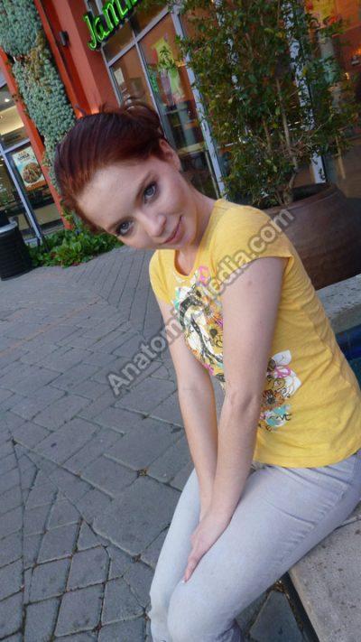 Jessi Non Nude in Public