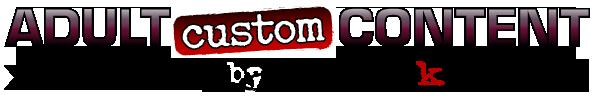 Adult Custom Content