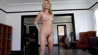 Adult Video Content - Kiara masturbates on the couch